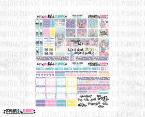 Sweet as Candy Hobonichi Weeks Printable