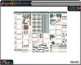 White Winter Weekly Printable *Choose Your Planner*