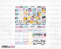 Faith Love & Hope Hobonichi Weeks Printable