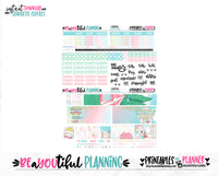 Carnival Monthly Hobonichi Weeks Printable