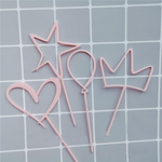 Neon Birthdaytopper | Verjaardagtopper