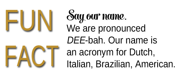 how to pronounce the word diba
