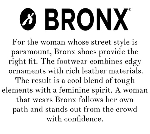 Bronx Shoes Brand Description