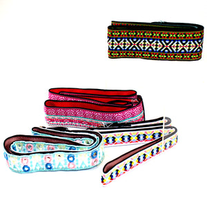 Guitar Purse Strap- Multiple Colors