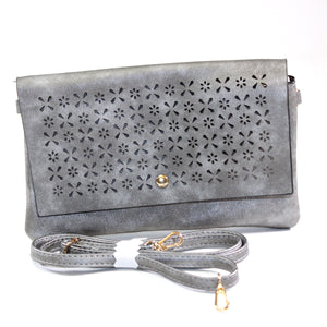Lasercut crossbody - more colors