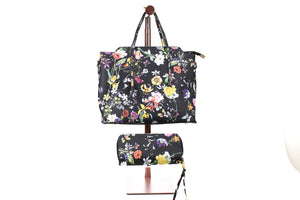 Floral Totes- Multiple Colors