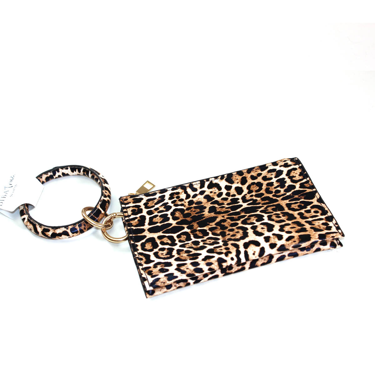 Printed Wristlet & Keychain- Multiple Colors