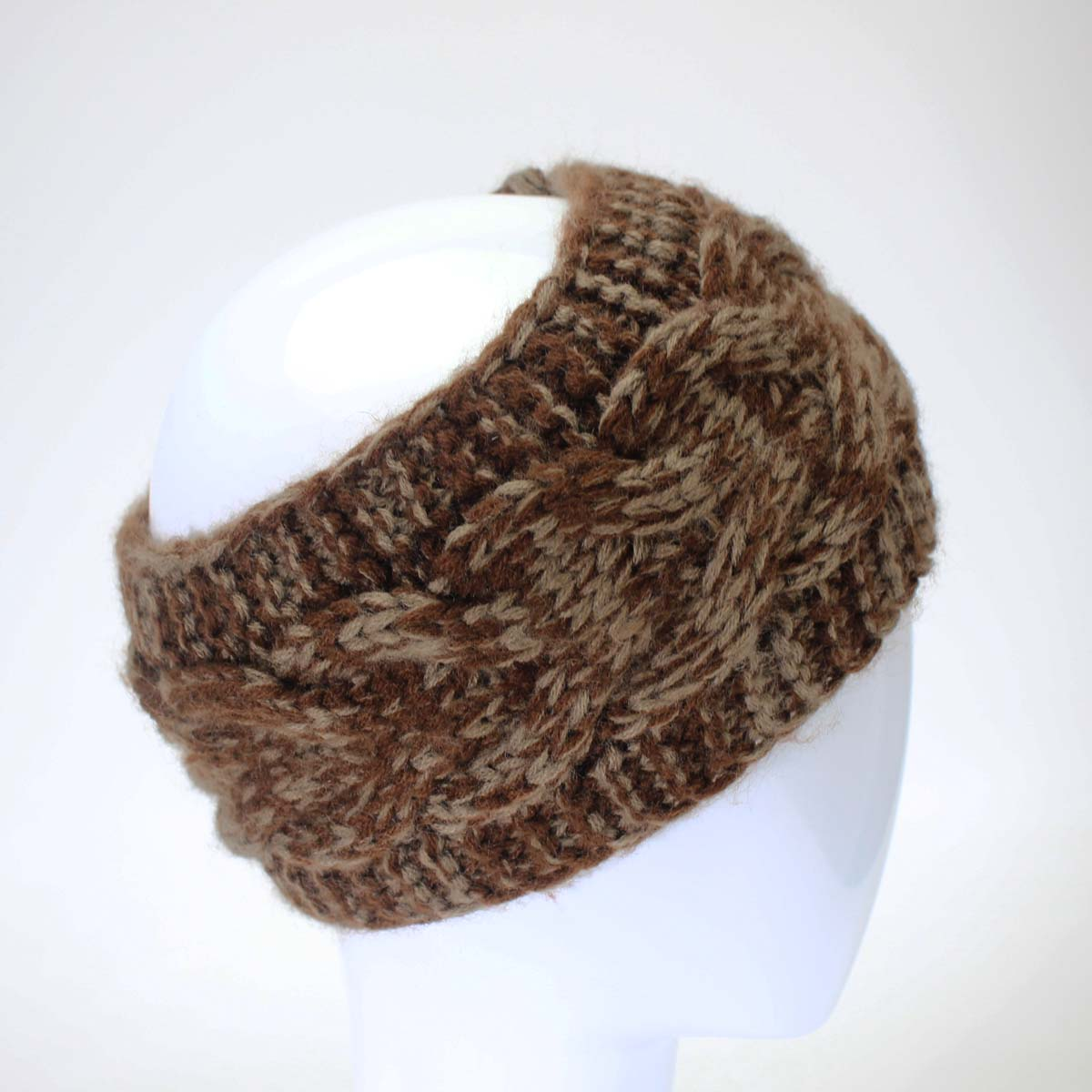 Knit Crochet Headbands- more styles