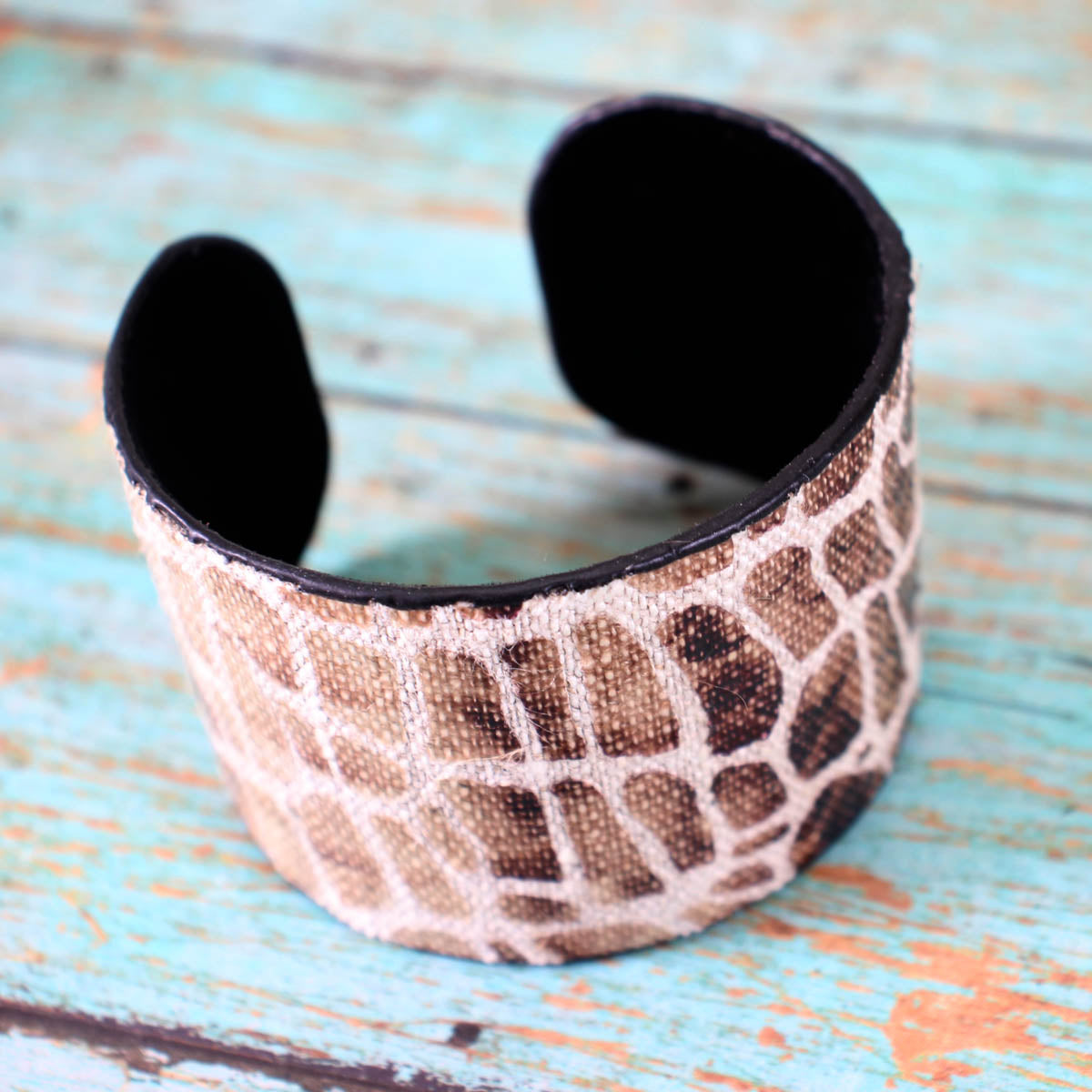 Wide exotic cuff- more colors