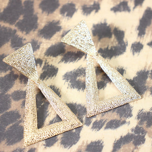 Triangular Earrings- more colors
