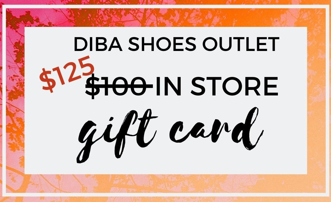 In Store Gift Card  - $125 Value
