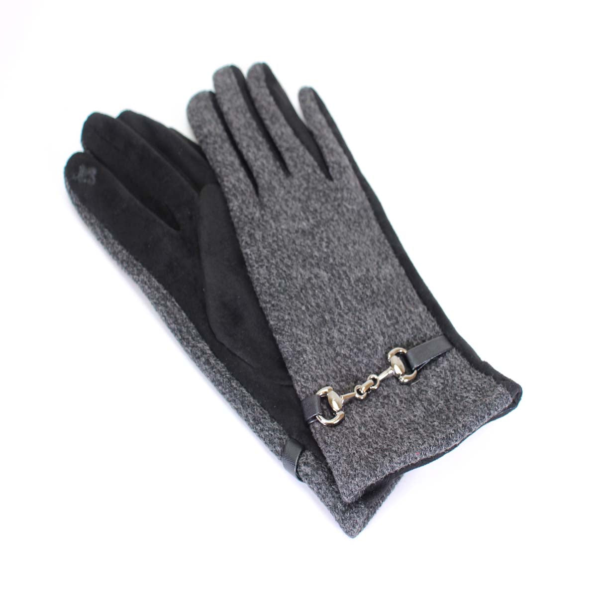 Fashion gloves w/ smart touch