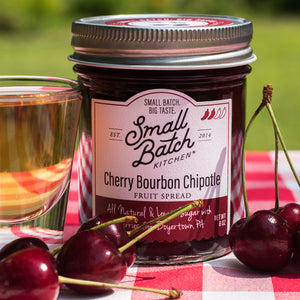 Cherry Bourbon Chipotle