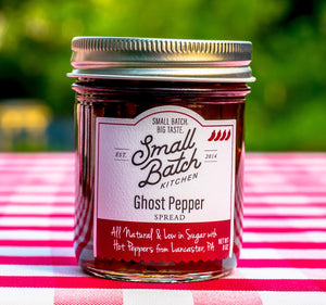 Ghost Pepper Spread