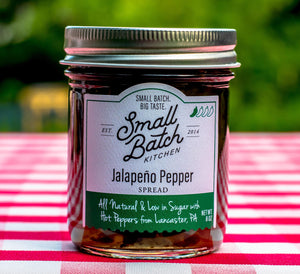 Jalapeno Pepper Spread