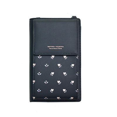 Luxury Crossbody SmartPhone Wallet