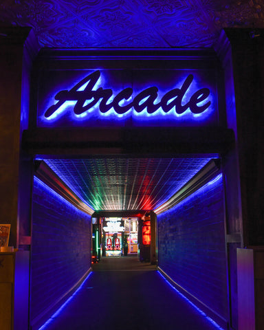 Go to the arcade. The Ultimate Summer Bucket List - Best Guide Of Things To Do In The Summer. Empty Whole.