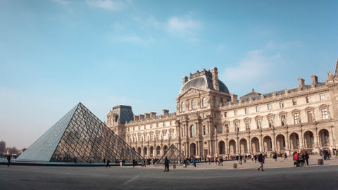 Visit Louvre The Ultimate Summer Bucket List - Best Guide Of Things To Do In The Summer | Empty Whole