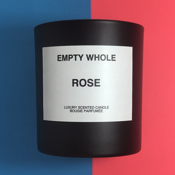 Classic Rose - Luxury Scented Candle