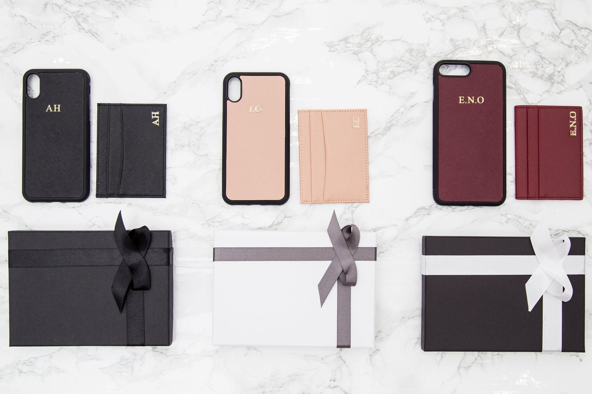 best website f3670 a0616 GIFT SET - PERSONALISED PHONE CASE AND CARD HOLDER