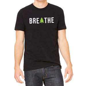 BREATHE Bella-Canvas 3001 - Unisex Short Sleeve T-Shirt