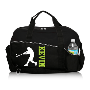 Personalized Kids Baseball Bag
