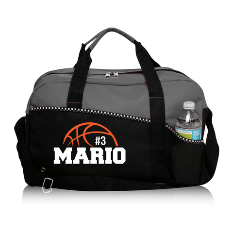 Personalized Basketball Bag