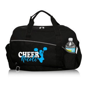 Personalized Cheer Bag