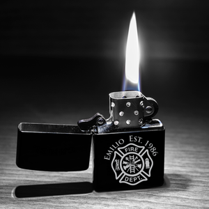 Fire Fighter Wind Proof Lighter