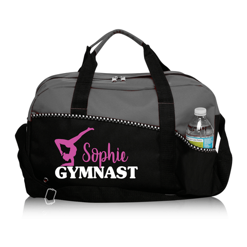 Gymnast Sports Duffle Bag