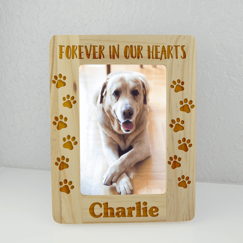 Forever in Our Hearts Custom Frame