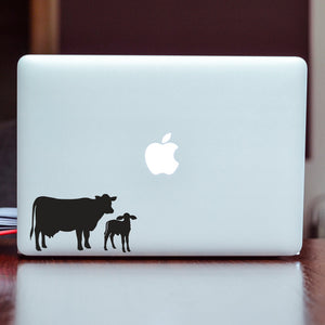 Farm Life Decal, Stacked Farm Animals Sticker,Pig Decal, Cow Sticker, Chicken, Car laptop Vinyl decal sticker,Jeep window sticker jeep decal