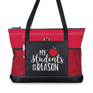 Teacher Gift, School Professor Gift, Tote for Teacher, Love my Teachers, Teachers Day Gift, Teacher Christmas Gift, Personalized Tote