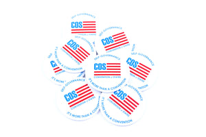 COS Buttons - 10 Pack