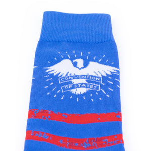 Tread Boldly Socks (Unisex)