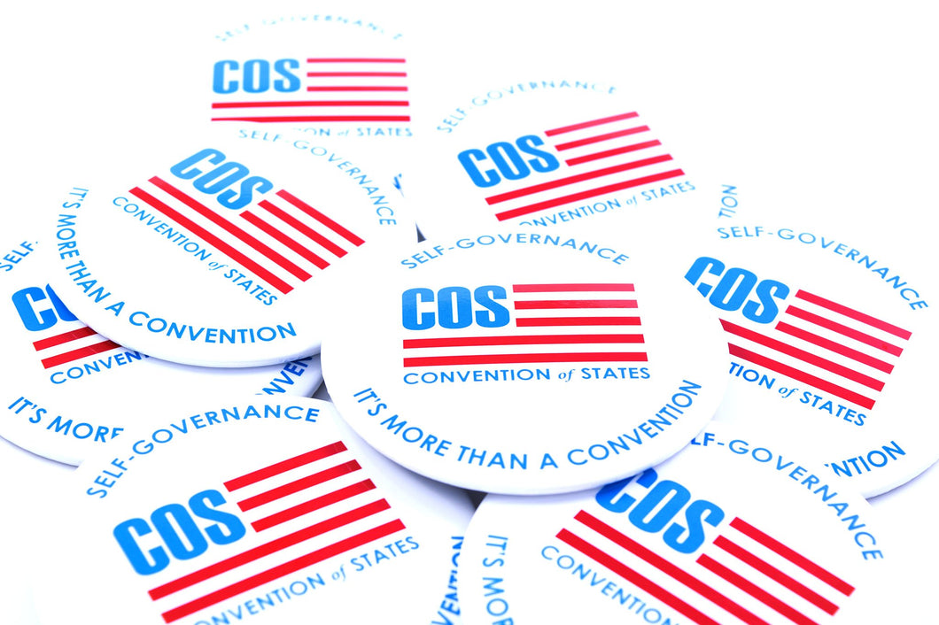 COS Buttons - 50 Pack