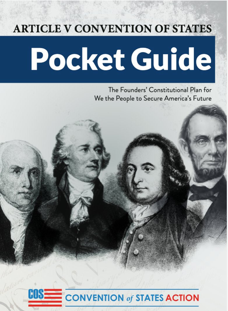 COS Pocket Guide Without Endorsements - 10 Pack