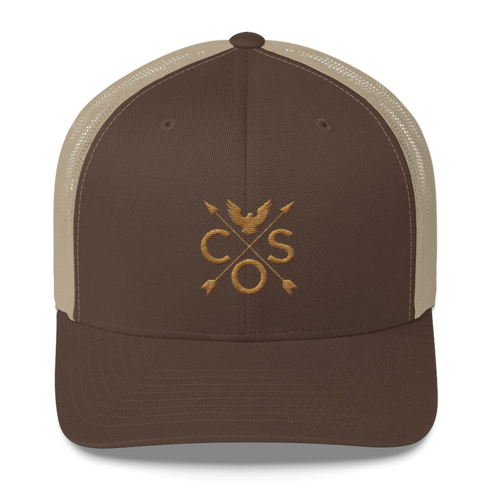 COS Eagle Trucker Cap