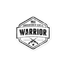 Load image into Gallery viewer, COS Warrior Sticker