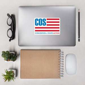 COS Logo Sticker