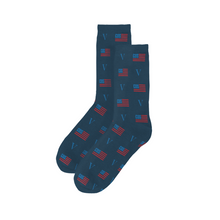 Load image into Gallery viewer, Professional Patriot Socks - As Seen on TV!