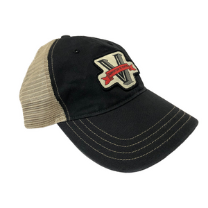 Rebel Patriot Trucker Cap