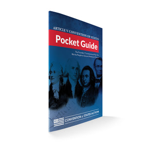 Convention of States Pocket Guide, 10 Pack