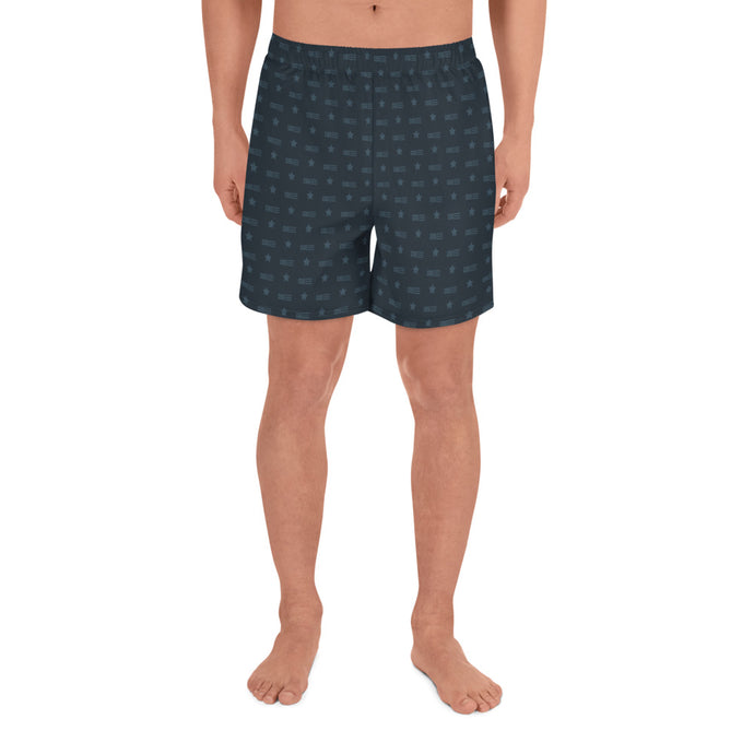 Run The USA Athletic Shorts (Men's)