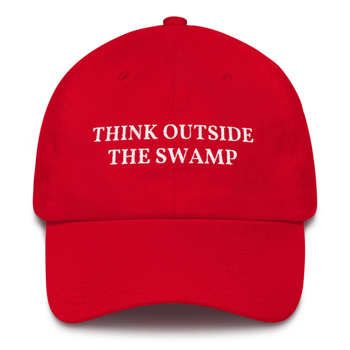 Think Outside The Swamp Hat - American Made