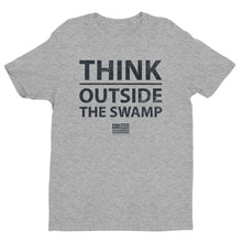 Load image into Gallery viewer, Think Outside The Swamp Tee (Unisex)