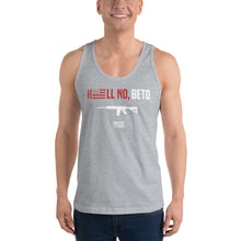 Load image into Gallery viewer, Hell No, Beto American Made tank (unisex)