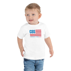 The Rally Toddler Tee