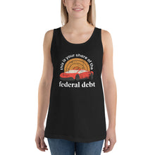 Load image into Gallery viewer, Federal Debt Tank (Unisex)
