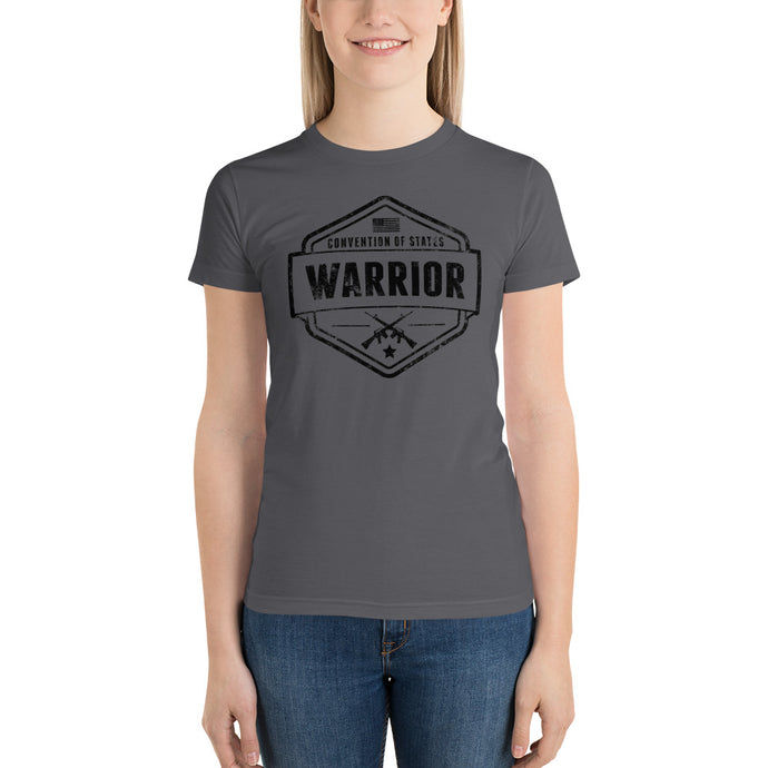 COS Warriors T-Shirt - American Made (Women's)